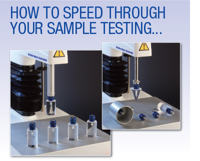 How to speed through your sample testing