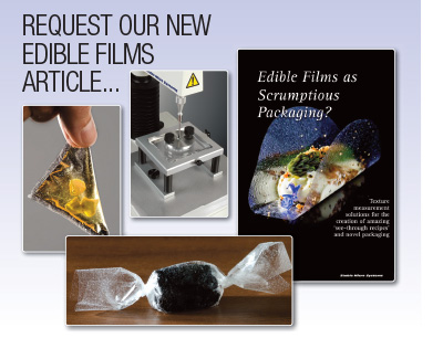 Request our new edible films article