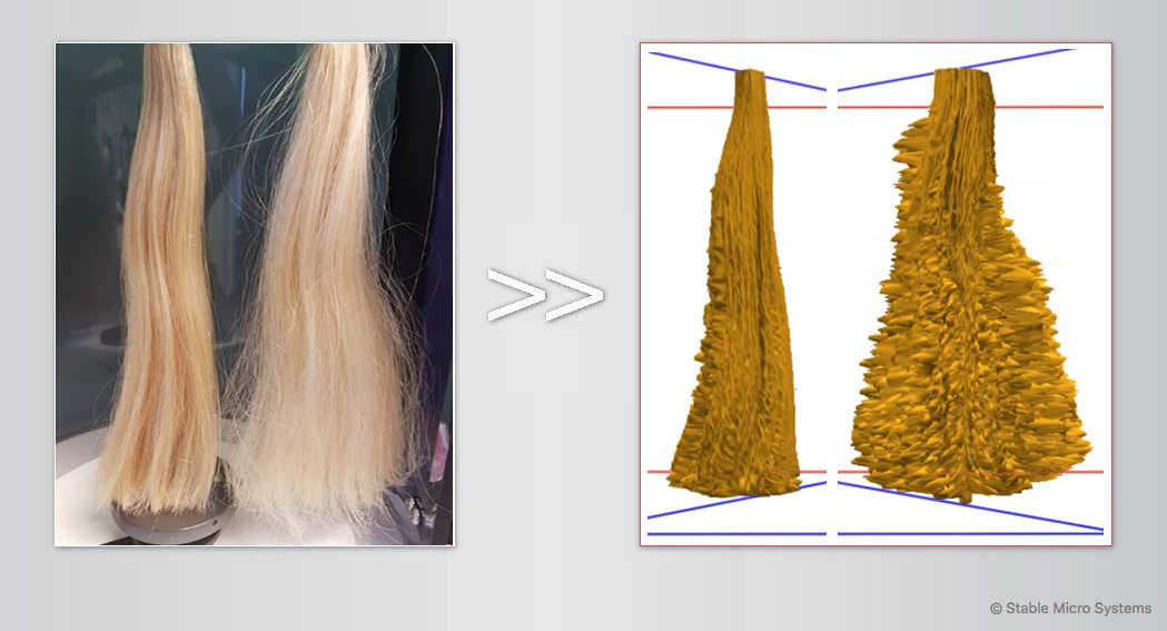 Untreated and treated (stationary) tresses >> Archived scans of tresses