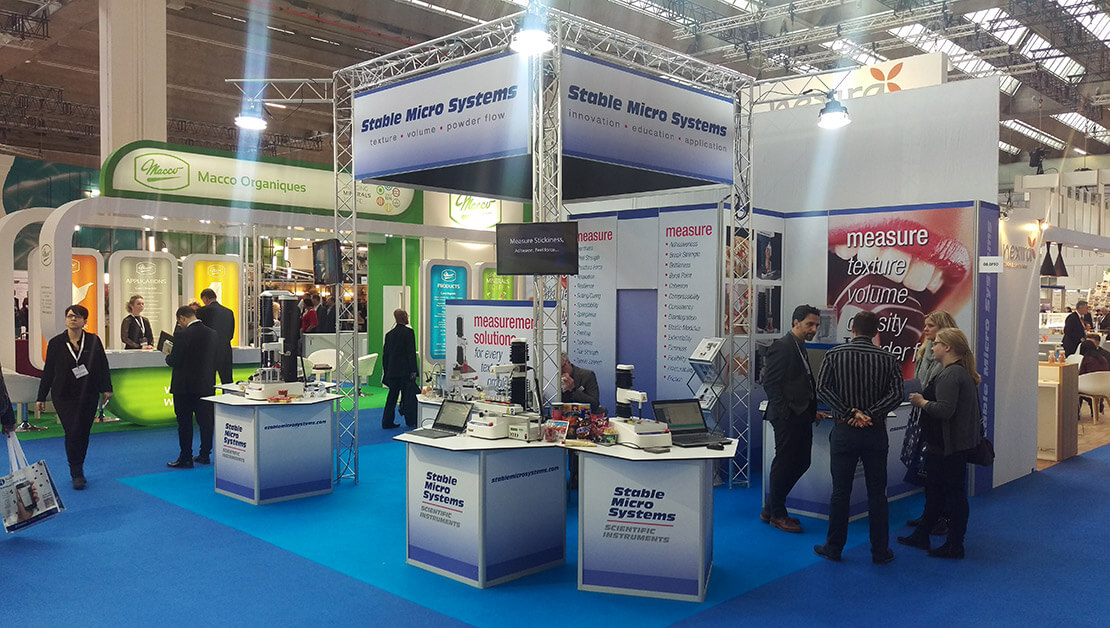 Exhibition stand at FiE