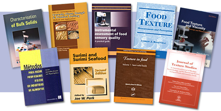 Texture analysis literature
