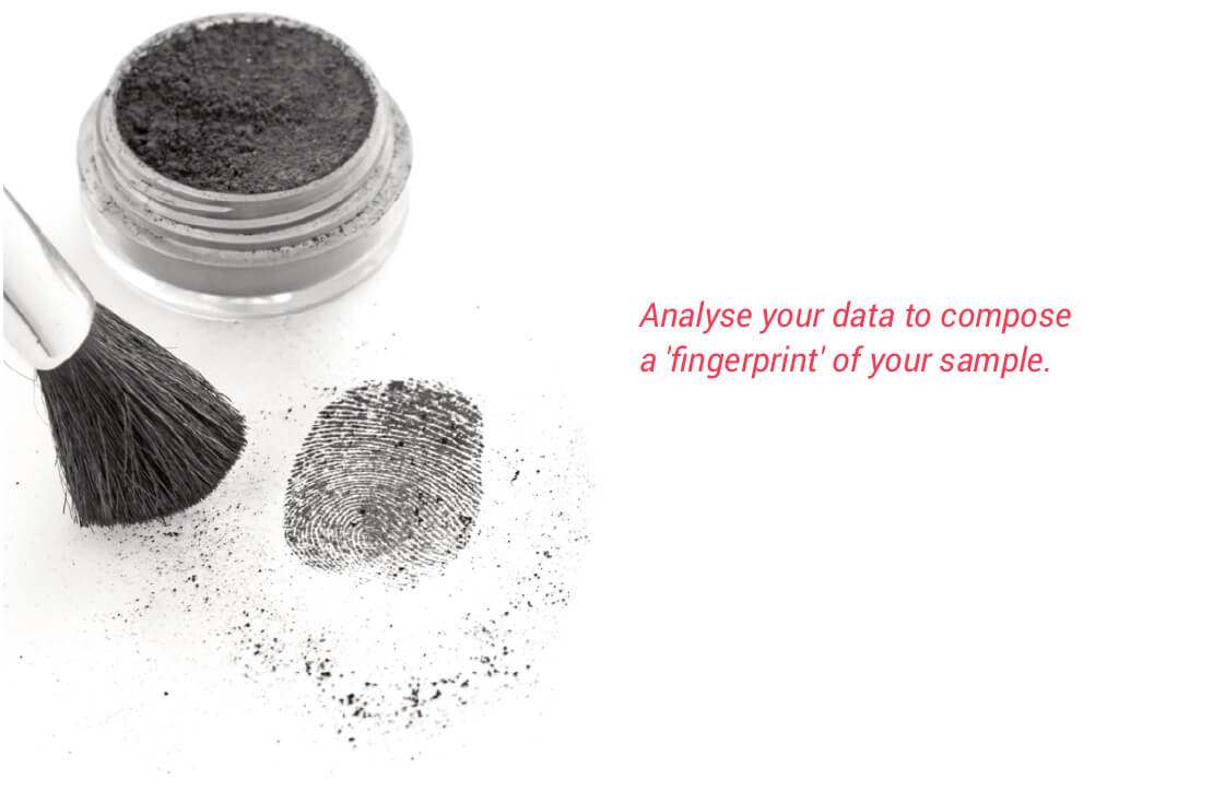 Powder Flow Analysis fingerprint