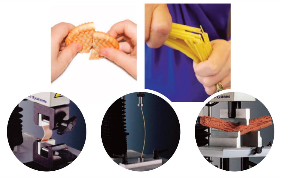 Flexibility measurement applications using the TA.XTplus Texture Analyser