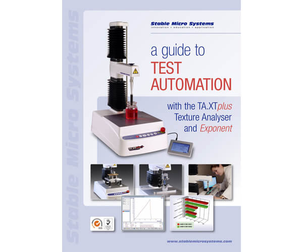 A Guide to Test Automation