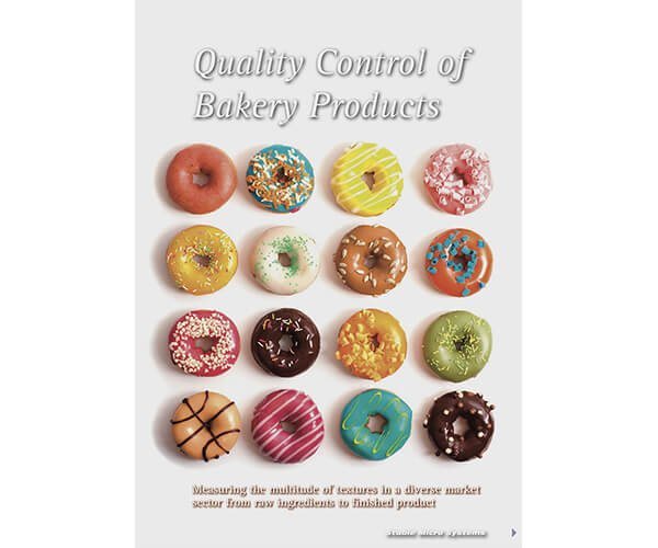 Quality Control of Bakery Products article