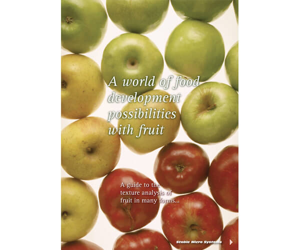 A world of food development possibilities with fruit article
