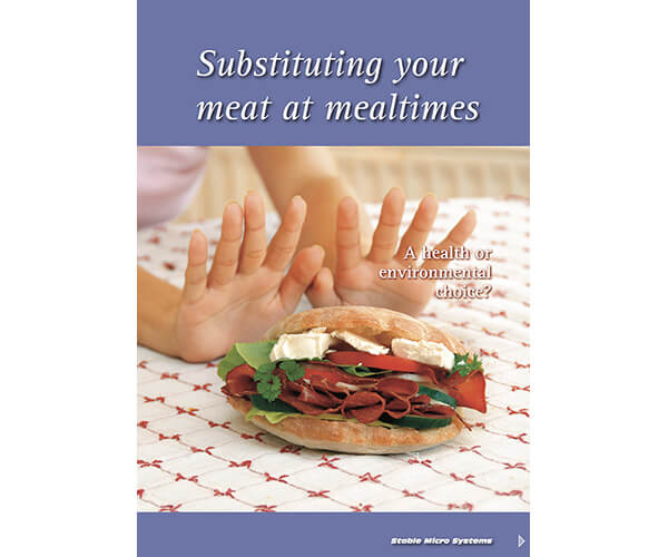 Substituting your meat at mealtimes article