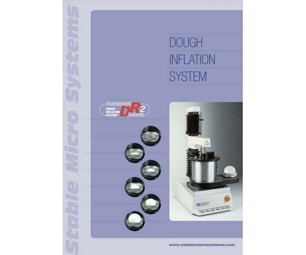 Dough Inflation System brochure