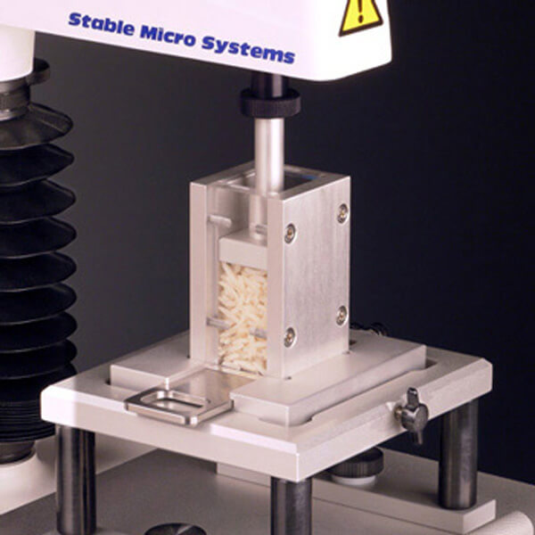 Rice Extrusion Rig