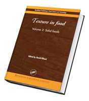 Texture in Food Volume 2